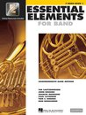 Essential Elements 2000 - Book 1 - F Horn