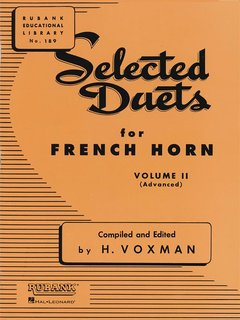 Selected Duets for French Horn - Volume II