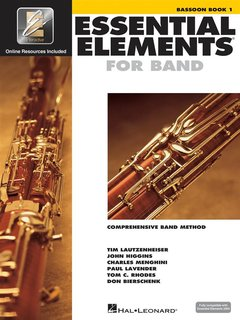 Essential Elements 2000 - Book 1 - Bassoon