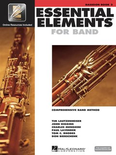 Essential Elements 2000 - Book 2 - Bassoon