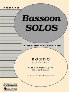 Rondo (from Concerto for Bassoon)