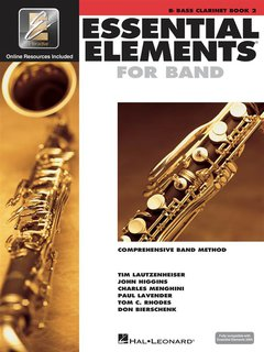 Essential Elements 2000 - Book 2 - Bb Bass Clarinet