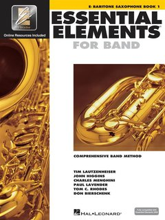Essential Elements 2000 - Book 1 - Baritonsaxophon in Es