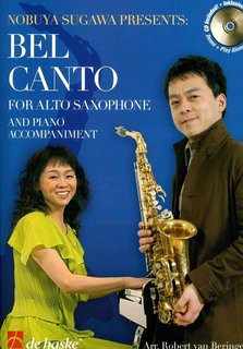 Bel Canto for Alto Saxophone