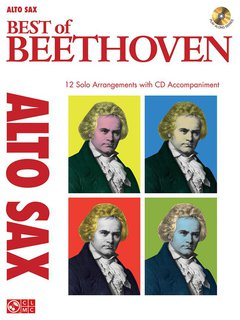 Best of Beethoven - Alto Sax