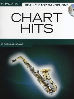 Chart Hits - Really Easy Alto Saxophone