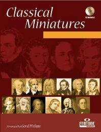 Classical Miniatures for Alto Saxophone