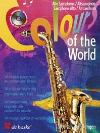 Colours of the World - Altsaxophon