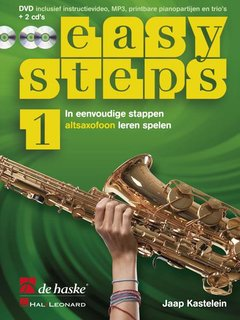 Easy Steps 1 - Altsaxofoon