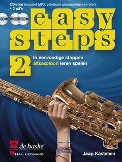 Easy Steps 2 - Altsaxofoon