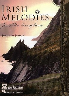 Irish Melodies for Alto Saxophone