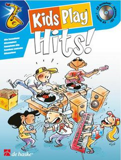 Kids Play Hits! - Altsaxophon