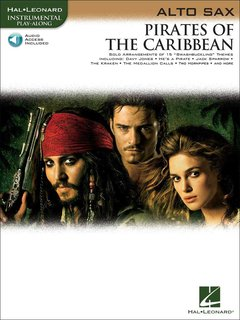 Pirates of the Caribbean - Altsaxophon