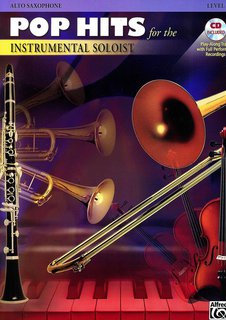 Pop Hits for the Instrumental Soloist - Altsaxophon