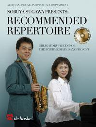 Recommended Repertoire for Saxophone