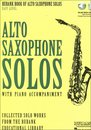 Rubank Book of Alto Saxophone Solos - Easy Level