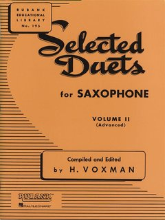 Selected Duets for Saxophon