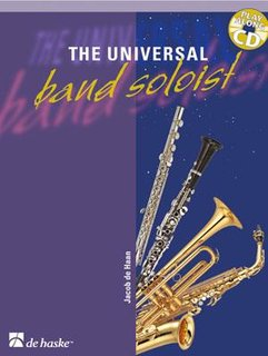 The Universal Band Soloist - Altsaxophon