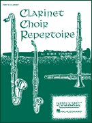 Clarinet Choir Repertoire - Altklarinette