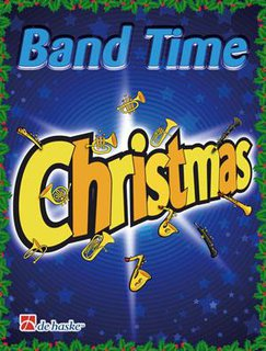 Band Time Christmas - Horn in Es - Horn in Es