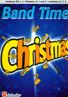 Band Time Christmas - Posaune 1-2 BC - Posaune 1-2 BC