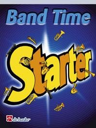 Band Time Starter (Bb Clarinet 1) - Bb Clarinet 1