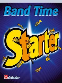 Band Time Starter (Percussion 1-2) - Percussion 1-2