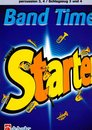 Band Time Starter (Percussion 3-4) - Percussion 3-4