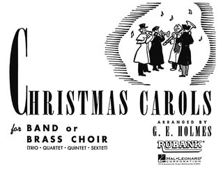 Christmas Carols for Band or Brass Choir - Conductor - Conductor