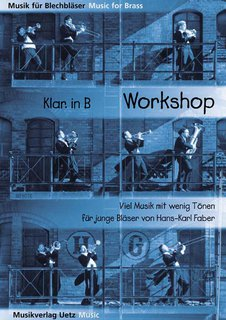 Workshop für Blasorchester - Klarinette in B
