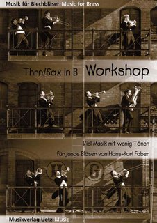 Workshop für Blasorchester - Tenorhorn / Tenorsaxofon in B