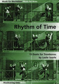 Rhythm of Time - für 2 Posaunen