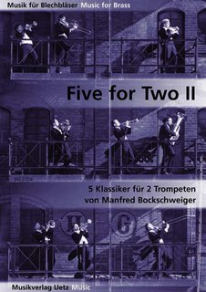 Five for Two Band 2 - für 2 Trompeten