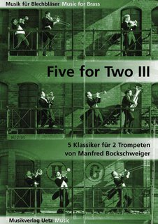 Five for Two Band 3 - für 2 Trompeten
