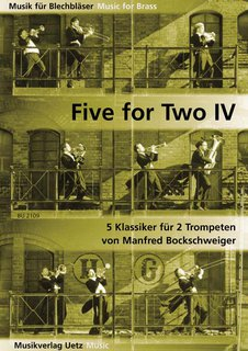 Five for Two IV - für 2 Trompeten