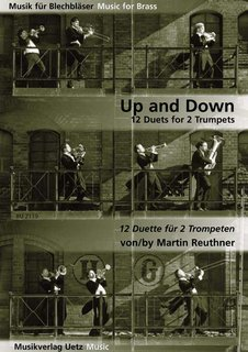 Up & Down - für 2 B-Trompeten