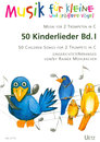 50 Kinderlieder Band 1 - für 2 Trompeten in C