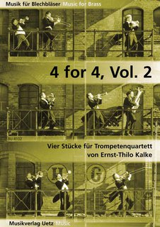 4 for 4, Band 2 - für 4 Trompeten