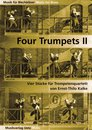 Four Trumpets Band 2 - f�r 4 Trompeten