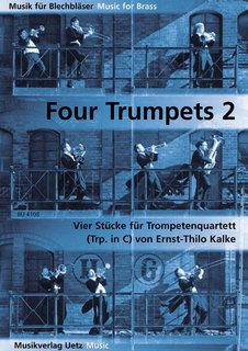 Four Trumpets Band 2 - für 7 Trompeten in C