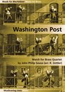 Washington Post - f�r Blechbl�ser Quartett 2 Trompeten, 2...