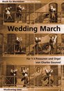 Wedding March - f�r 1-3 Posaunen und Klavier, Orgel