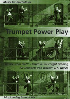 Trumpet Power Play - Besser vom Blatt - Improve your Sight Reading