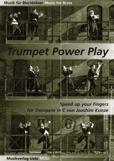 Trumpet Power Play - Speed up your Fingers (für C-Trompete)