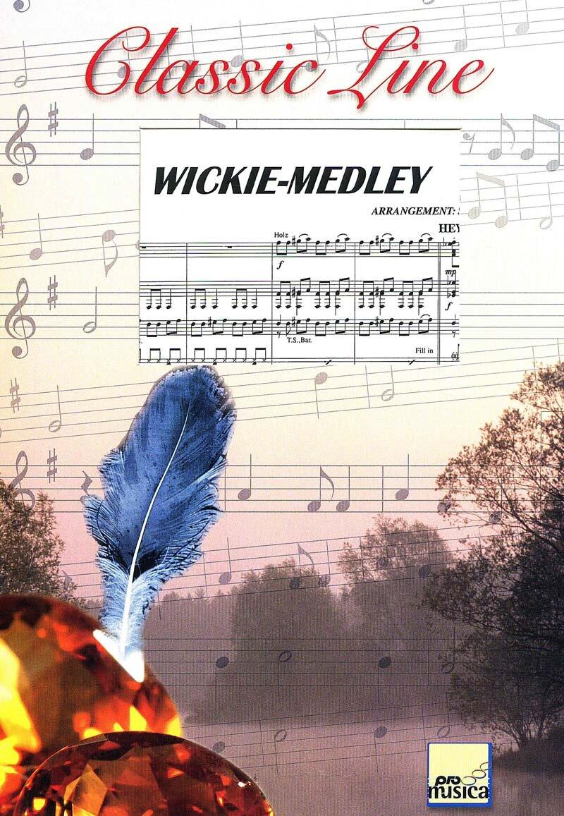 Wickie Medley   Noten - Film & Musical   Arr. Stefano Conte