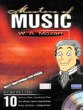 Masters Of Music - W.A. Mozart  /  Flöte