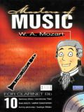 Masters Of Music - W.A. Mozart  /  Klarinette