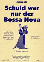 Schuld War Nur Der Bossa Nova Film