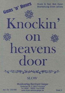 Knockin on heavens door (GunsnRoses)