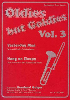 Yesterday Man / Hang on Sloopy